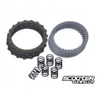 Complete Kevlar Clutch kit Barnett (Grom)