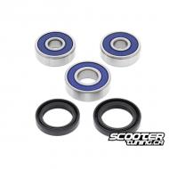 Rear wheel Bearings All Balls (Grom)