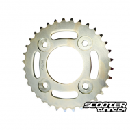 Rear Sprocket Sunstar 34T Steel (Grom)