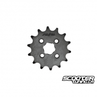 Front Sprocket Sunstar 15T Steel (Grom)
