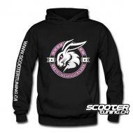 Hoody ScooterTuning Team Pink