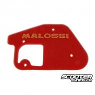 Airfilter insert Malossi red sponge (Bwsr/Zuma 1996-2001)