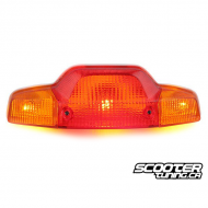 Tail light Str8 Red/Yellow