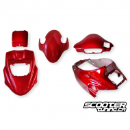 Complete Fairing kit PGO Bigmax Red