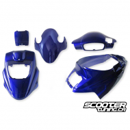 Complete Fairing kit PGO Bigmax Blue