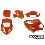 Complete Fairing kit PGO Bigmax Orange