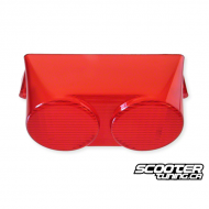 Tail Light Lens PGO Bigmax Red