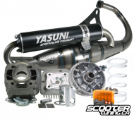 Engine Package Malossi Sport 70cc & Yasuni Z (Pre-Bug Zuma 87-01)