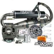Engine Package Malossi Sport 70cc & Yasuni R (Pre-Bug Zuma)