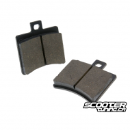 Rear Brake Pads (SR50)