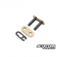 Chain Clip Link RK MXZ Special Racing 420 Gold