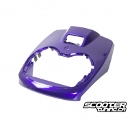 Front Cover Yamaha Bws/Zuma 02-11 Purple