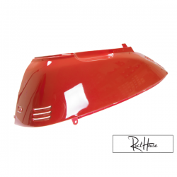 Right Side Cover Honda Elite Red