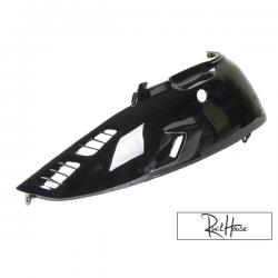 Left Side Cover Honda Elite Black