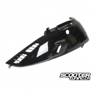Left Side Cover Honda Elite Black
