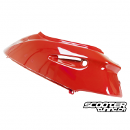 Left Side Cover Honda Dio Red