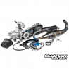 Complete Engine Polini P.R.E 100cc Piaggio (Disc)