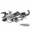Complete Race Ready Engine Polini P.R.E 100cc Piaggio (Drum)