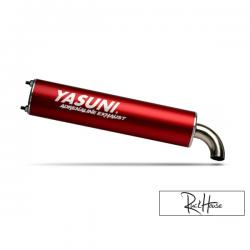 Muffler Yasuni R / C16 / C20 / C21 Red