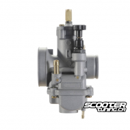 Carburettor Polini CP 17,5mm (Manual choke)