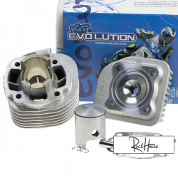 Cylinder kit Polini Evolution 50cc 10mm Minarelli Horizontal