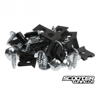 Fairing Screws M5