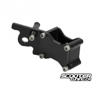CNC Swing Arm Kickstand Mount TRS Black Honda Grom