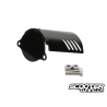 Stainless Starter Cover TRS Black for GY6 125-150cc