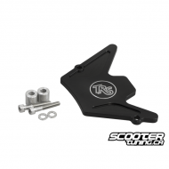 Front Sprocket Cover TRS Black Honda Grom