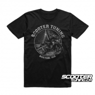 T-Shirt ScooterTuning Boston