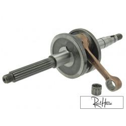 Crankshaft Motoforce Standard 12mm (16mm CPI-Vento-Keeway)