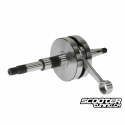 Crankshaft Mini Stroker 43.2mm stroke (AF18)