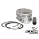 Piston set 160cc (58.5mm) for GY6 150cc