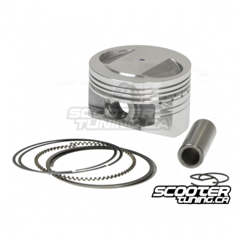 Piston set 170cc (61mm) for GY6 150cc