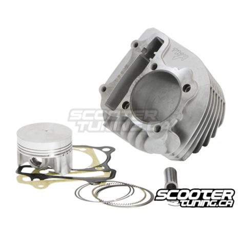 Cylinder kit 170cc (61mm) Forged Piston for GY6 125-150cc 54mm