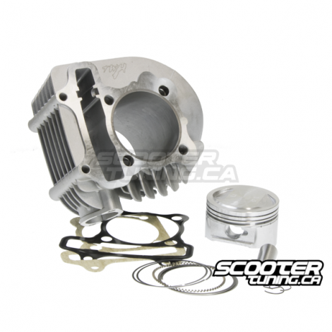 Cylinder kit 170cc (61mm) for GY6 125-150cc 54mm