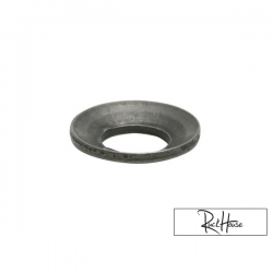 Front pulley conical washer