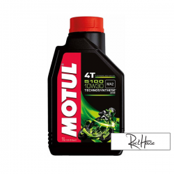 Motul 4T Oil 5100 ESTER 10W40 Technosynthetic (1L)