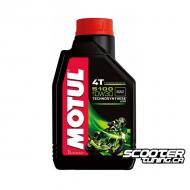 Motul 4T Oil 5100 ESTER 10W40 Technosynthetic (1L)