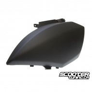 Left Side Cover Matte Black (Zuma 50F 2012+)