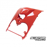 Front Cover Heat Red (Zuma 50F 2012+)