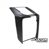 Front Side Cover Black (Zuma 50F 2012+)