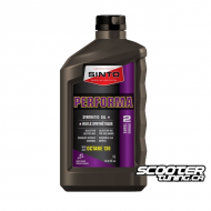 Sinto 2T Oil Performa Synthetic with Octane (1L)