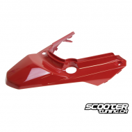 Tail Cover Heat Red (Zuma 50F 2012+)