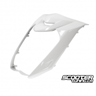 Front Cover White Metallic (Yamaha Zuma X 50)