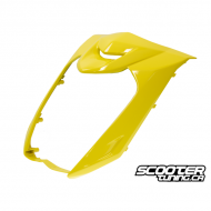 Front Cover Yellow (Yamaha Zuma X 50)