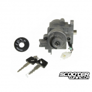 Ignition Switch (Bws/Zuma 2002-2011)