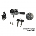 Ignition Switch with Fuel Cap & Seat lock (Honda Ruckus)
