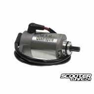 Upgraded Starter Taida for GY6 232cc (4 poles)