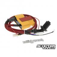Honda Ruckus plug & play EVI performance CDI/Coil combo